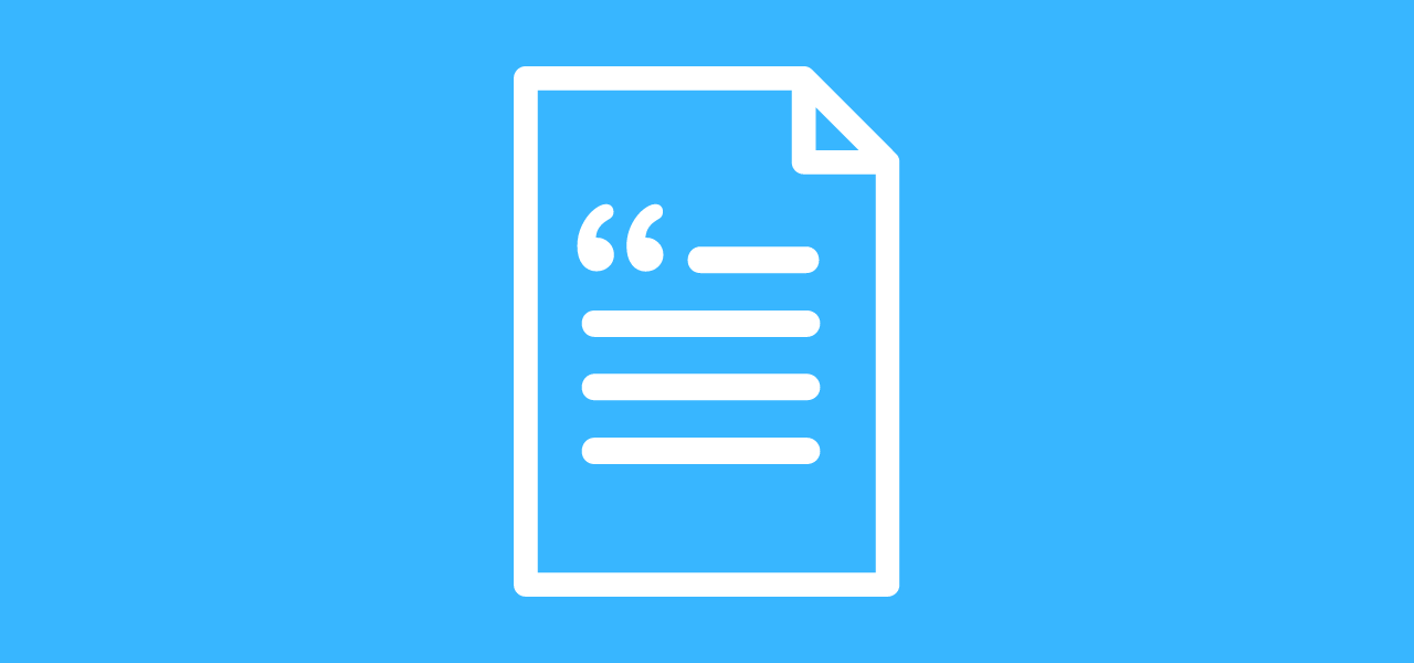 Skriftlig dokument for kommunikasjon med personer med dårlig hørsel